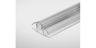 Профиль Центр Профиль 6-10 мм x6000 м прозрачный