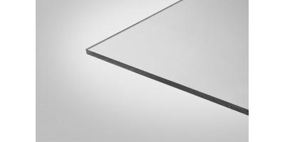 Оргстекло КИВИ 2,0 мм 500x1000 м прозрачный