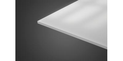 Оргстекло КИВИ 4,0 мм 500x1000 м белый 35%